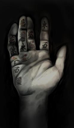 The MahJong Hand